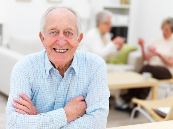 Where To Meet Senior Citizens In Dallas