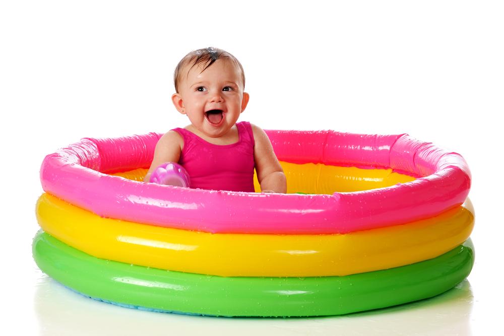 Baby Splish Splash