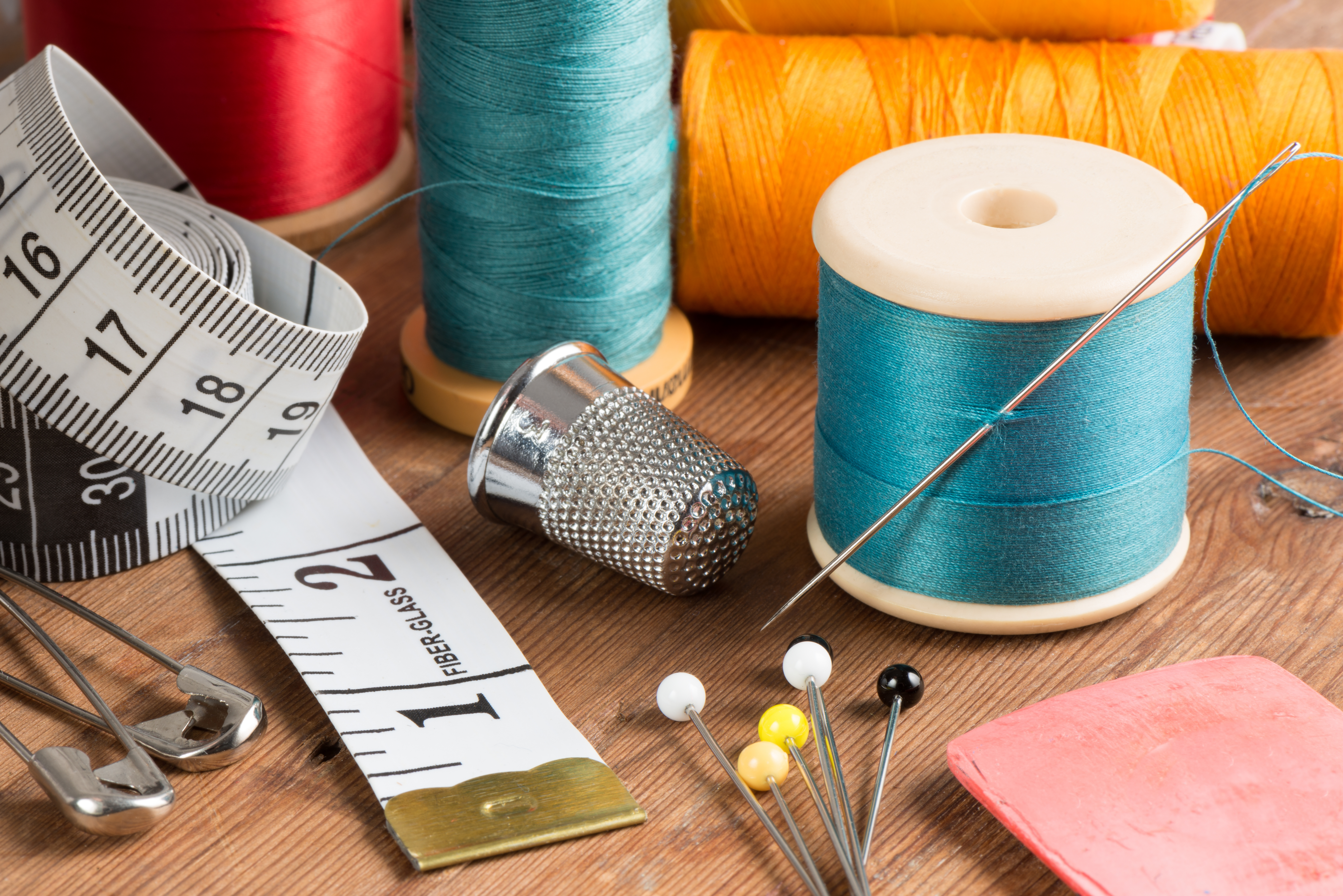 Casa de Oro Library Sewing Circle for Adults
