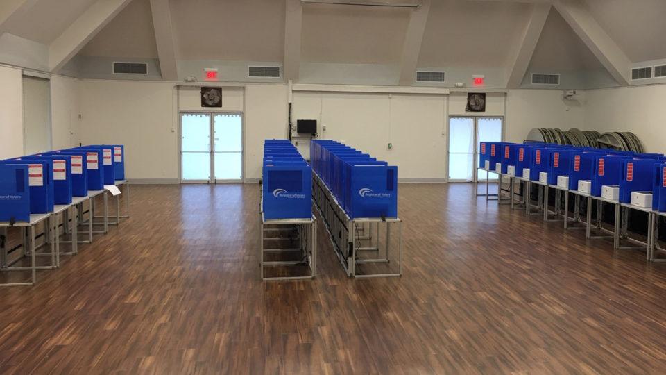 satellite voting center