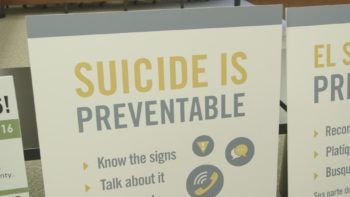 Suicides Are Up, But More People Are Seeking Help