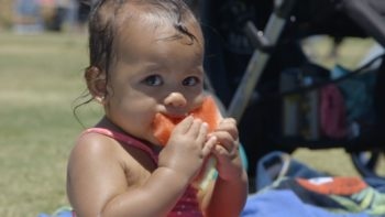Summer Meals for Kids Launches at Waterfront Park