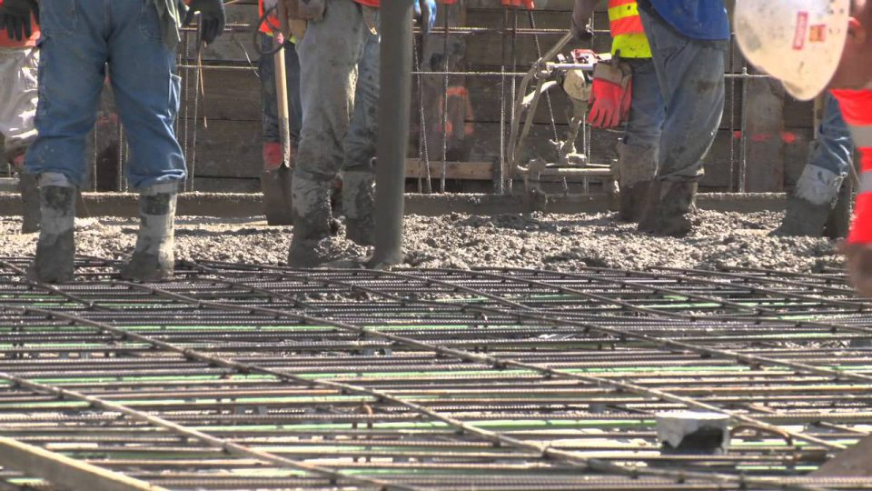 The First Floor Pour – Waterfront Park Update #3
