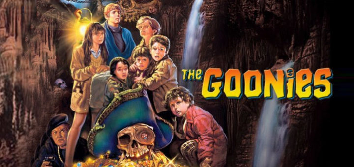 Free Summer Movies in the Park: The Goonies at Lake Morena Park