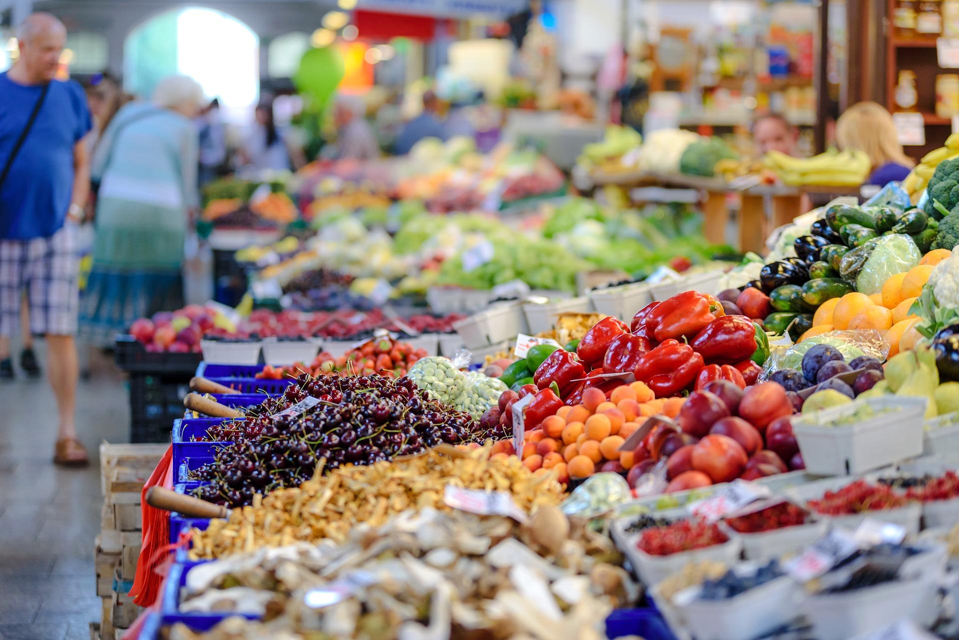 CalFresh groceries