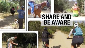Trail Etiquette: Share and Be Aware