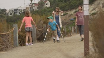 Trails Appreciation Day Empowers Disabled Kids