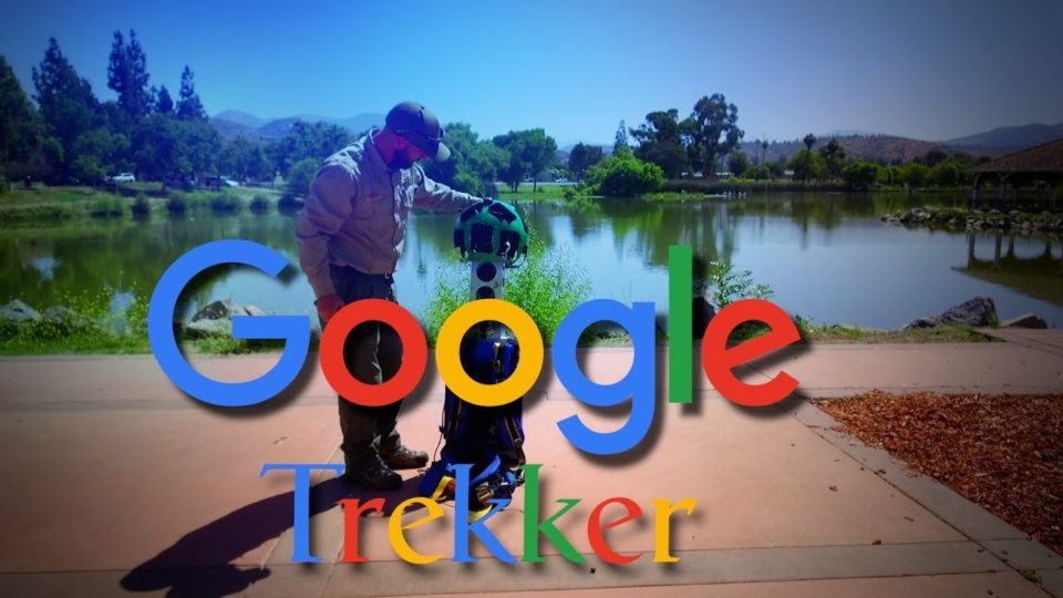 Trek Our Trails with Google