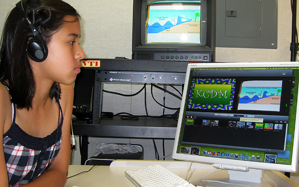 Student Broadcast Teaches Tsunami Awareness   News   San