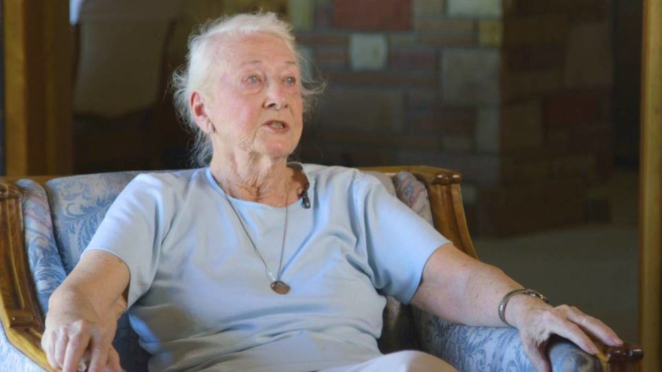 VIDEO: Meet the 'Betsy Ross' of San Diego County