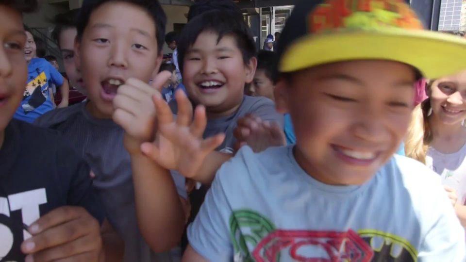 VIDEO: School Kids Talk Trash… and Composting
