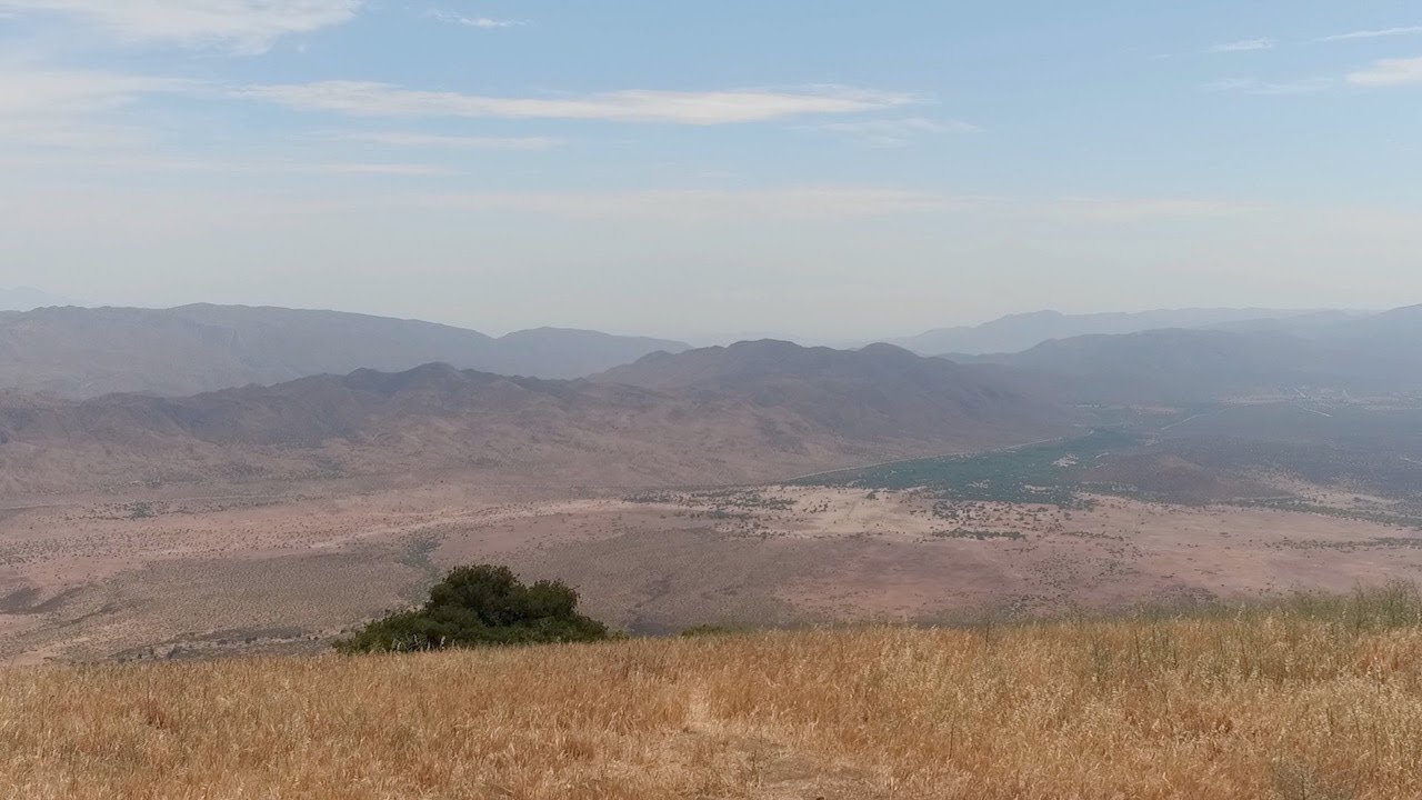 VIDEO: Virtual Hike: Volcan Mountain Summit
