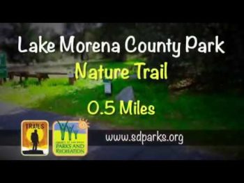 Virtual Hike: Lake Morena Nature Trail