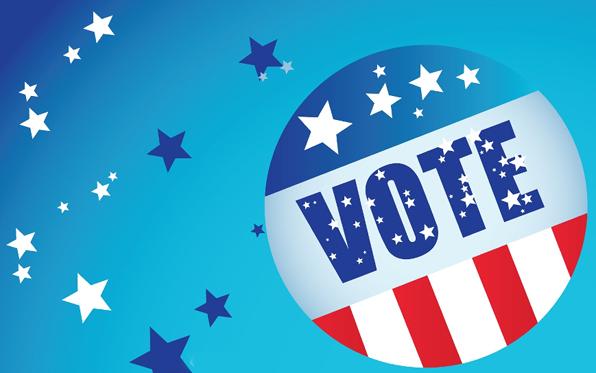 """""""vote"""" logo"""