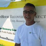 """Name: Walter Sayers. Clean: 4 years. Drug of choice: Meth. Why you quit: """"I got tired of losing my jobs and being homeless. I had enough of that. I got my life together. Volunteering and being a part of the sober community really changed my life."""""""
